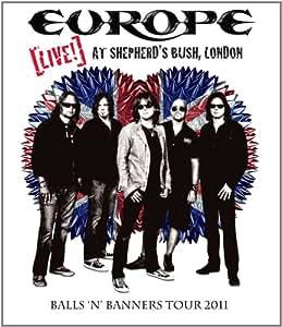 Live! Shepherd's Bush, London (Blu-ray)