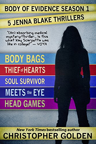 Body Of Evidence Season 1 Five Jenna Blake Thrillers Kindle