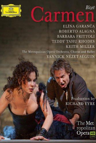 Blu-ray : Barbara Frittoli - Carmen (Blu-ray)