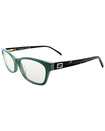 f8ea687ad96 Image Unavailable. Image not available for. Color  Fendi Unisex F1032 Optical  Frames