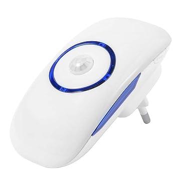 KEZIO 3.6W LED Sensor de Movimiento del Cuerpo detección Brillante iluminación Nocturna Auto Sensor de