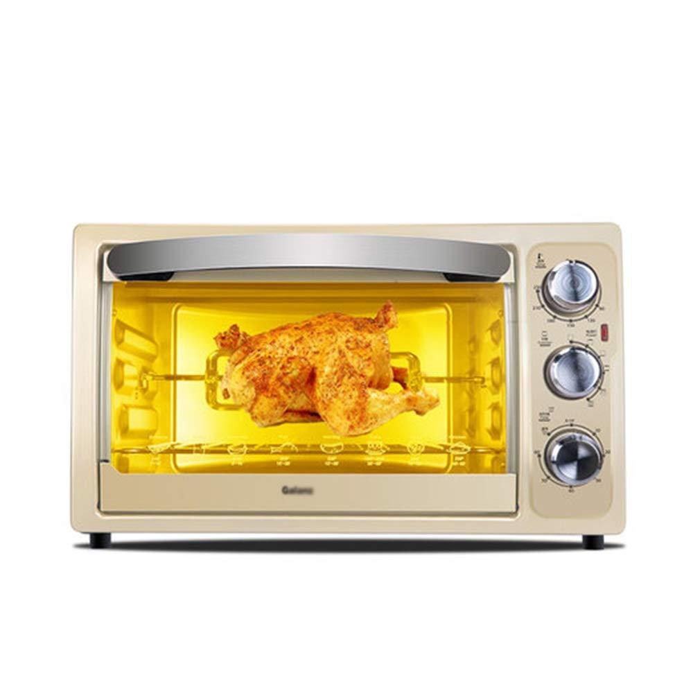 NKDK  -38 B07Q3ND6S1 ミニオーブン家庭用自動オーブンハイパワースマートオーブン大容量電気オーブン高速加熱小型オーブン オーブン