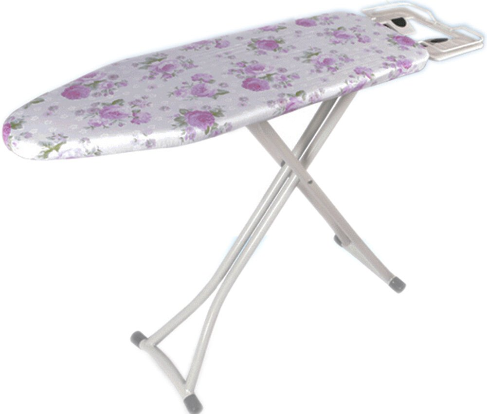 Warmword 12-Inch x 36-Inch Folding Ironing Board Pad with Iron Rest Cover