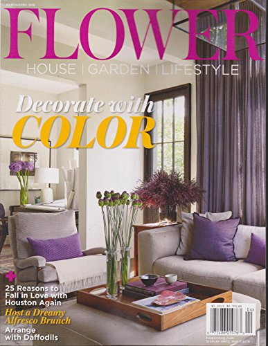 - Flower Magazine March/April 2018