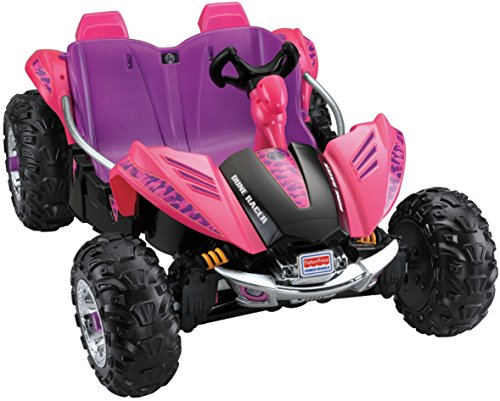 Power Wheels Dune Racer, Pink/Purple - Pink Power Racer