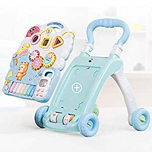 Huanlei-toy Caminante Multifunción en Color Forma Walker bebé ...