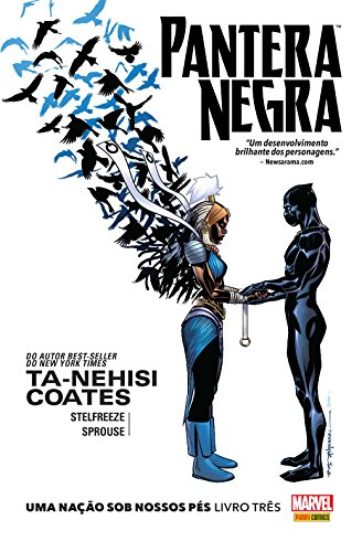 Pantera Negra. Uma Nação Sob Nossos Pés - Livro Três