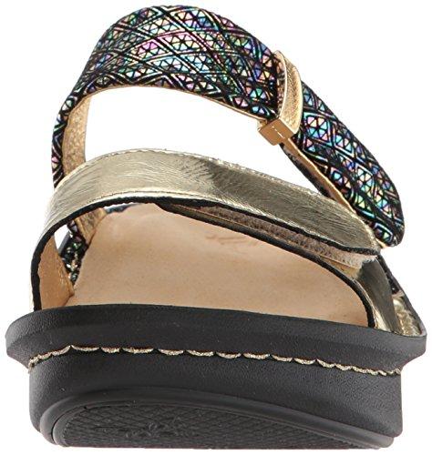 Alegria Womens Karmen Sandaal Diamanten Voor Altijd