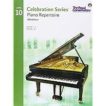 Celebration Series Piano Repertoire 2015 Edition - Level 10