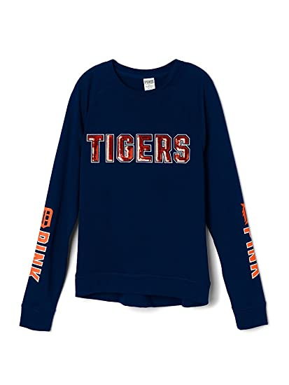 premium selection 8df71 6852a Victoria's Secret Pink Detroit Tigers High Low Crew ...