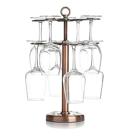XING ZI Wine rack H-T-Z Porta Copa De Vino Tinto Creativo ...