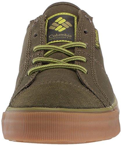 Columbia Mens Goodlife Lace Sneaker Nori, Fissione