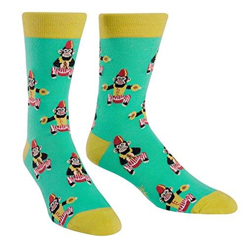 Sock It to Me, Men's Crew: Monkeying Around ()