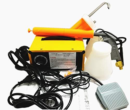 2019 hot Sale Original Portable Powder Coating System PC04-5 Spray Gun CE