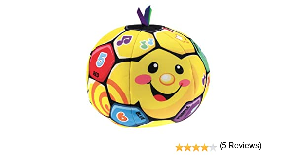 Fisher-Price - Pelota Bota (Mattel V2765): Amazon.es: Juguetes y ...