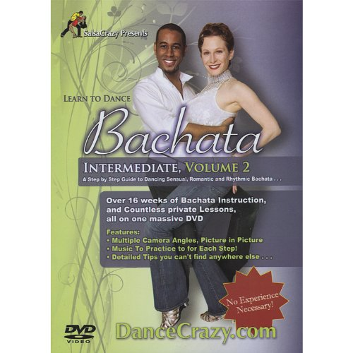 Learn Dance Bachata Intermediate Step product image