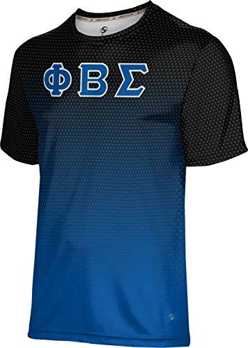 - ProSphere Phi Beta Sigma Men's Performance T-Shirt (Zoom) D1D92 (XX-Large)