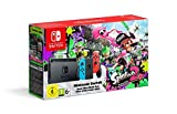 Nintendo Switch - Neon Red/Blue with Splatoon 2 - EU Version