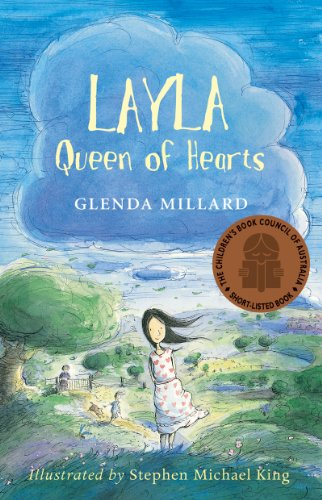 Layla, Queen of Hearts (The Kingdom of Silk Book 2) (Layla Text)