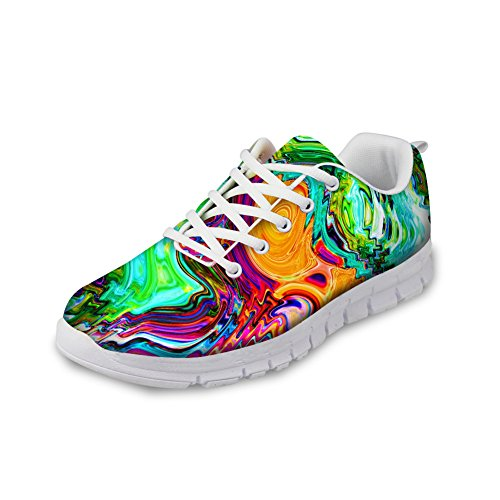 CHAQLIN Running Women 35 pattern 2 Size Men Color Bright for Shoes 45 HxARZTx