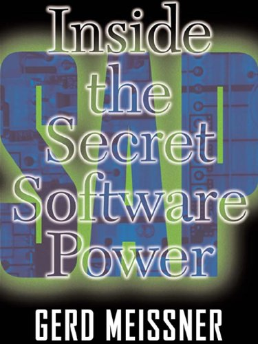 SAP: Inside the Secret Sortware Power: Inside the Secret Sortware Power Pdf