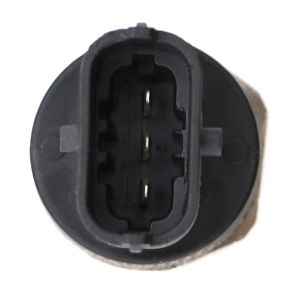 KIPA Fuel Rail Pressure Sensor 0281002937 For Volvo C30 C70 FE FL ...