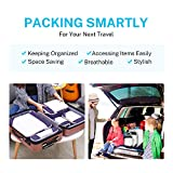 Gonex Packing Cubes, Travel Packing Organizers