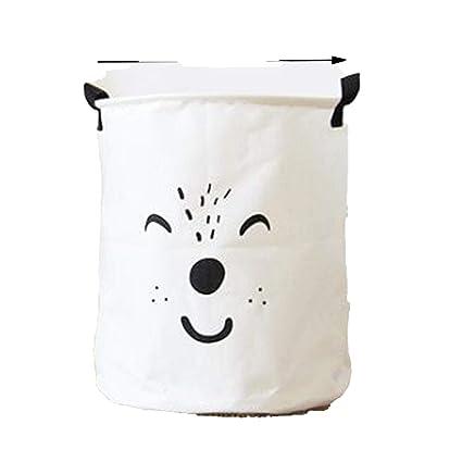 Amazon Com Collocation Online Toys Bag Bins Organizer Large Cloth