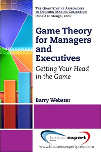 application of game theory in management decision making