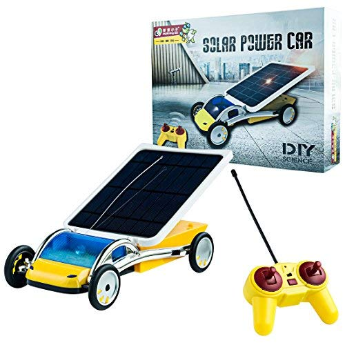 PeleusTech® Science Experiment Toy Solar Panel Car Experiment Science Kits Educational Toy for Kids by PeleusTech® (Image #8)