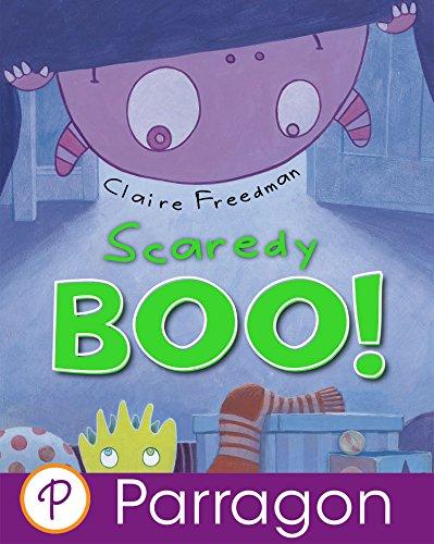 Scaredy Boo! (Parragon (Halloween Stories Online Read)