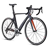 Kestrel Talon Road Shimano Ultegra Bicycle, Satin Black/Gray Blue, 52cm/Small