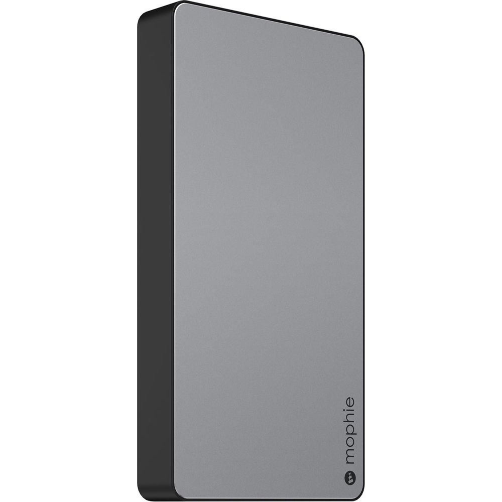 mophie Powerstation USB-Type C - Universal External Battery for Smartphones and Most USB-C Devices - Space Grey