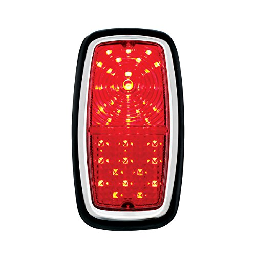 United Pacific 1963-1967 Shelby Cobra LED Tail Light Assembly (Cobra Led)
