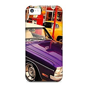 Fashion SgegSIX8809tvldp Case Cover For Iphone 5c(american Muscle)