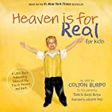Heaven Is for Real for Kids, Todd Burpo and Lynn Vincent, 0785237518