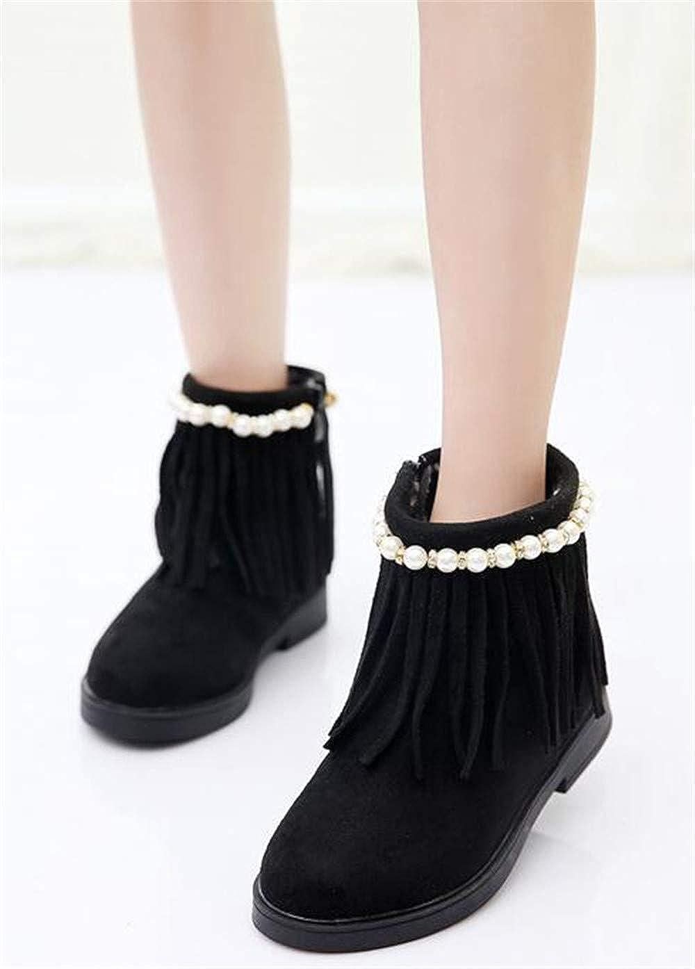 BeautyOriginal Girls Boots Ankle Fashion Boots Explore Shoes