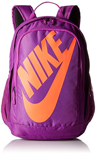 Men's Nike Sportswear Hayward Futura 2.0 Backpack Cosmic Purple/Bright Crimson Size One Size