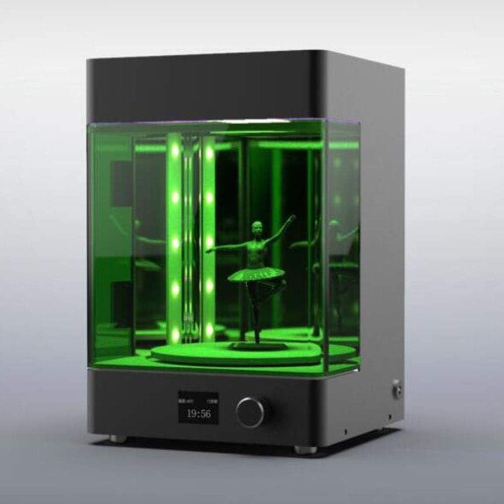 MEICHEN Impresora 3D luz de Escritorio curado UV LED Giratorio ...
