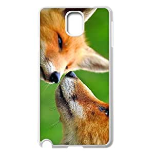Case Of Fox customized Bumper Plastic case For samsung galaxy note 3 N9000