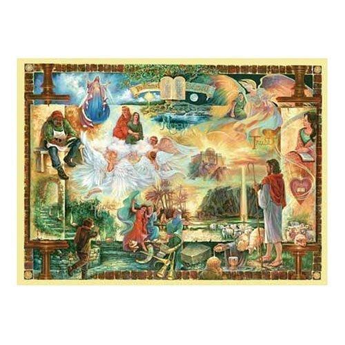 Sunsout Psalms 1500 Piece Jigsaw Puzzle by SunsOut