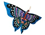 In the Breeze Butterfly Bali Kite, Small, Blue