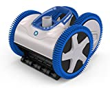 Hayward PHS41CST Aquanaut 400 Suction Drive 4-Wheel Pool Cleaner with 40 Feet Hose Kit, Gray and Blue Review