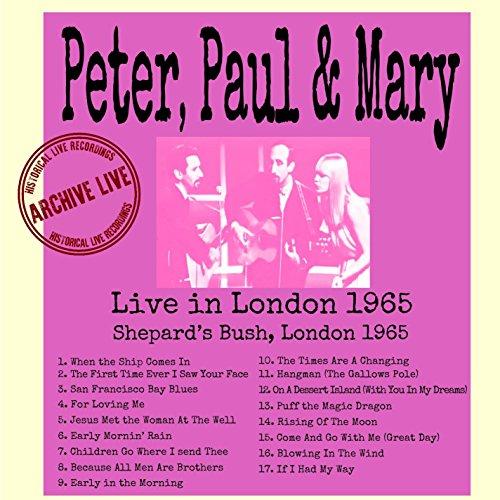 Live In London 1965