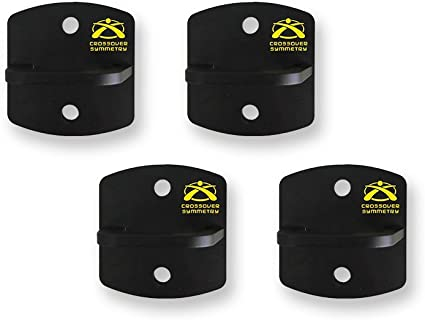 Amazon Com Wall Mount Attachment Compatible With Crossover Cord Shoulder Resistance Bands Set Of Four Crossover Symmetry Sports Outdoors
