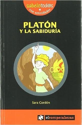 Platon y la Sabiduria: Sara Cordón Hornillos: 9788496751910: Amazon.com: Books