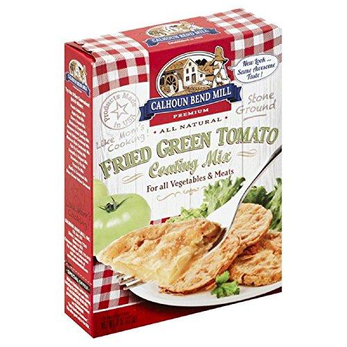 Calhoun Bend Mix Tomato Fried Green Coating, 8 oz