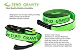 Slackline Kit with Industry Leading Carry