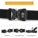 BESTKEE Tactical Belt, 2-Pack Military Rigger