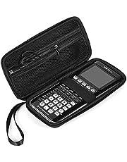 Modne twarde etui ochronne EVA etui skórki do Texas Instruments TI-83 Plus, TI-84 Plus, TI-89 Titan, HP50G kalkulator graficzny (typ 1)